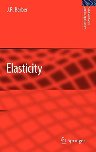 9789048138081: Elasticity (Solid Mechanics and Its Applications)