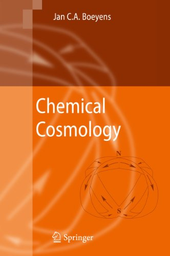 Chemical Cosmology: Jan C. A. Boeyens