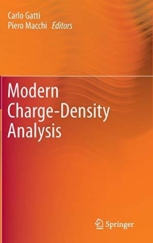 9789048138357: Modern Charge-Density Analysis