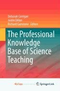 9789048139521: The Professional Knowledge Base of Science Teaching
