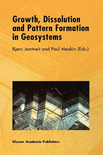9789048140305: Growth, Dissolution and Pattern Formation in Geosystems