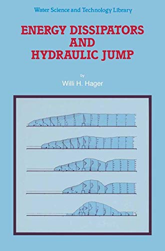 9789048141067: Energy Dissipators and Hydraulic Jump (Water Science and Technology Library)