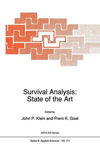 Survival Analysis: State of the Art (Paperback)