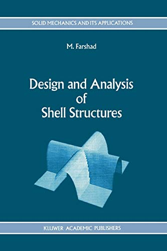 9789048142002: Design and Analysis of Shell Structures (Solid Mechanics and Its Applications)