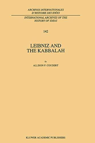 Leibniz and the Kabbalah - A. P. Coudert