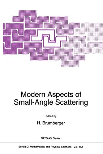 9789048144990: Modern Aspects of Small-Angle Scattering (Nato Science Series C:)