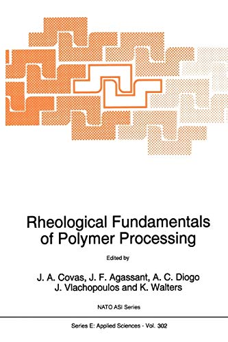 9789048146376: Rheological Fundamentals of Polymer Processing (Nato Science Series E:)