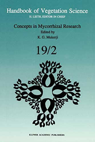 9789048146604: Concepts in Mycorrhizal Research (Handbook of Vegetation Science)