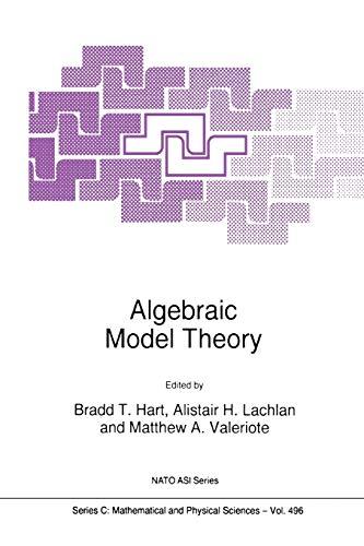 9789048148844: Algebraic Model Theory (Nato Science Series C:)
