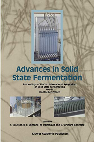 9789048149049: Advances in Solid State Fermentation