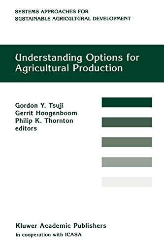 9789048149407: Understanding Options for Agricultural Production (System Approaches for Sustainable Agricultural Development)