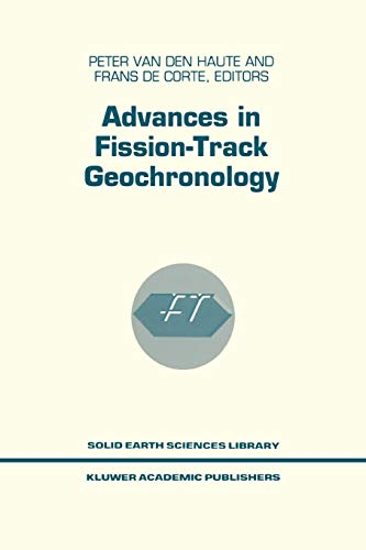 9789048149773: Advances in Fission-Track Geochronology (Solid Earth Sciences Library)