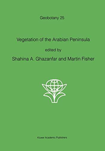 9789048150205: Vegetation of the Arabian Peninsula (Geobotany)