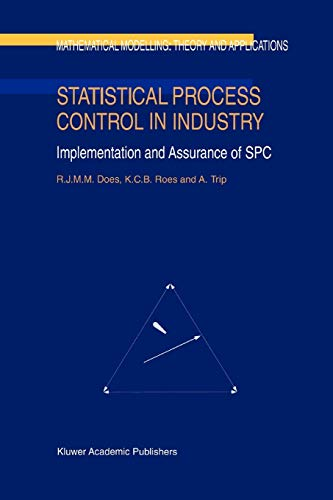 9789048151707: Statistical Process Control in Industry: Implementation and Assurance of SPC (Mathematical Modelling: Theory and Applications)