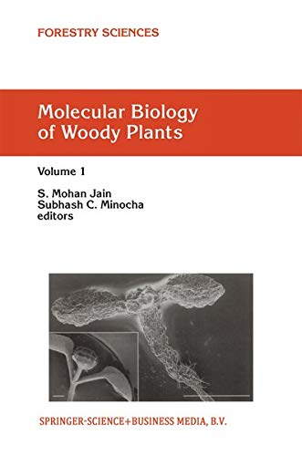 9789048153381: Molecular Biology of Woody Plants: Volume 1 (Forestry Sciences)