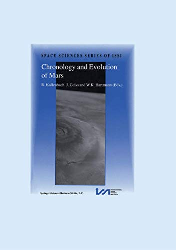 Chronology and Evolution of Mars (Paperback)