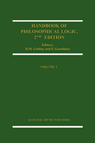 9789048157532: Handbook of Philosophical Logic