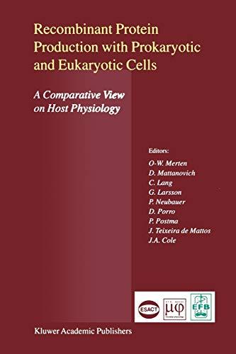 Recombinant Protein Production with Prokaryotic and Eukaryotic