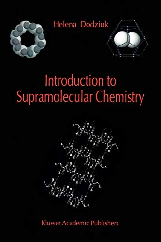 9789048159130: Introduction to Supramolecular Chemistry