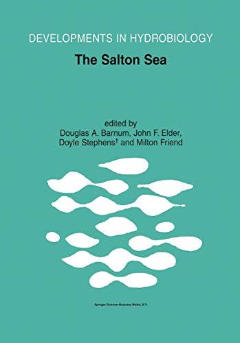 The Salton Sea - Barnum, Douglas A.|Elder, John F.|Stephens, Doyle|Friend, Milton