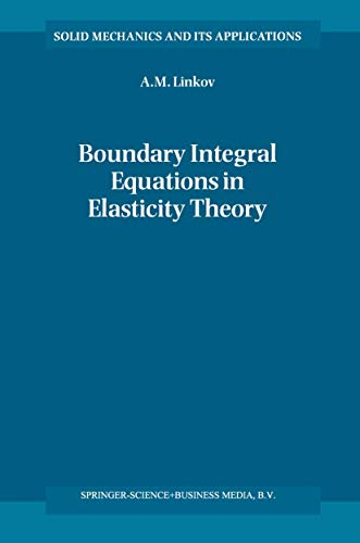 9789048160006: Boundary Integral Equations in Elasticity Theory (Solid Mechanics and Its Applications)