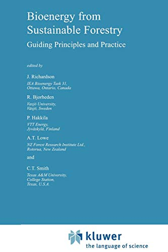 9789048160433: Bioenergy from Sustainable Forestry: Guiding Principles and Practice (Forestry Sciences)