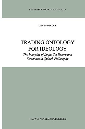 Trading Ontology for Ideology (Paperback): Lieven Decock