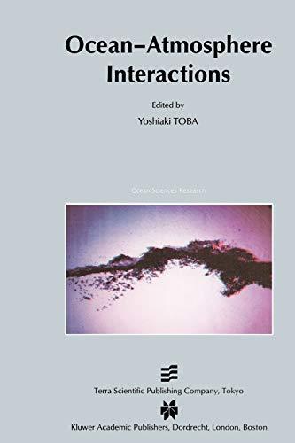 9789048162406: Ocean-Atmosphere Interactions (Ocean Sciences Research)