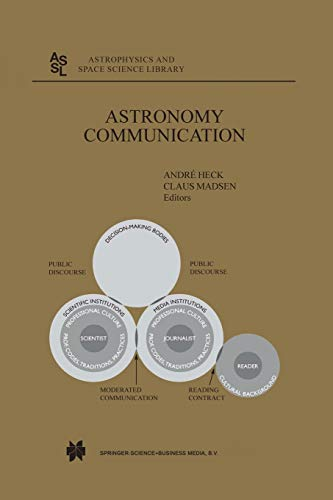 9789048163076: Astronomy Communication (Astrophysics and Space Science Library)