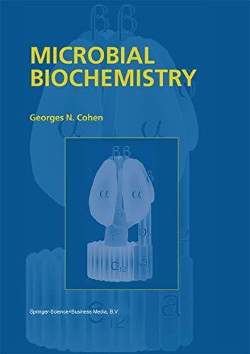 9789048163908: Microbial Biochemistry