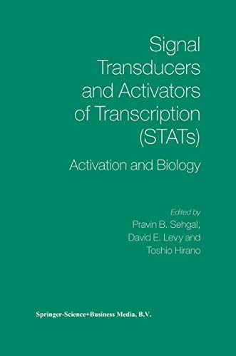 9789048164219: Signal Transducers and Activators of Transcription (STATs): Activation and Biology