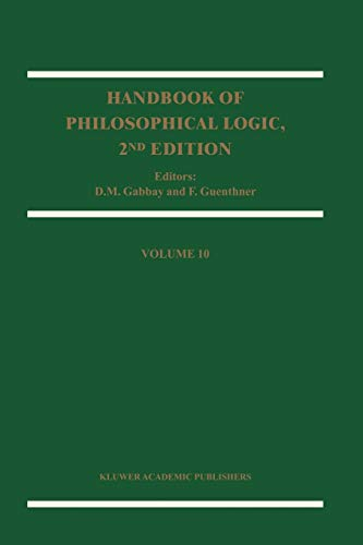 Handbook of Philosophical Logic : Volume 10 - Dov M. Gabbay