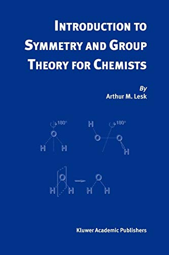9789048166008: Introduction to Symmetry and Group Theory for Chemists