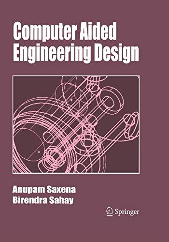 Computer Aided Engineering Design - Birendra Sahay