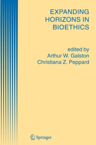 9789048167814: Expanding Horizons in Bioethics