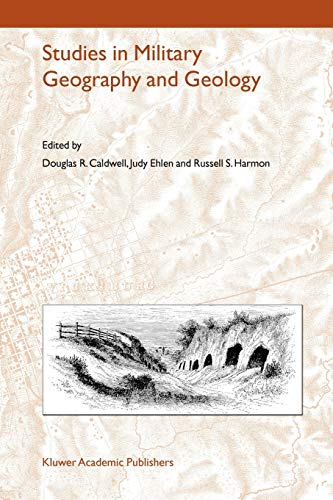 9789048167937: Studies in Military Geography and Geology