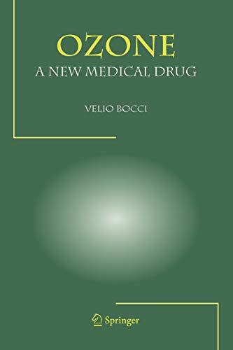 9789048168057: OZONE A New Medical Drug