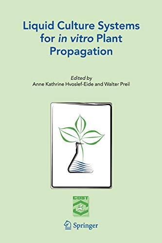 9789048168149: Liquid Culture Systems for in vitro Plant Propagation