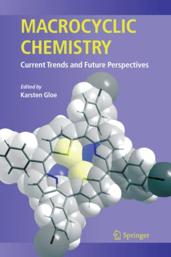 9789048168453: Macrocyclic Chemistry: Current Trends and Future Perspectives