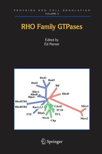 Rho Family GTPases Proteins and Cell Regulation