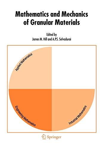 9789048169641: Mathematics and Mechanics of Granular Materials