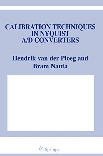 9789048171590: Calibration Techniques in Nyquist A/D Converters (The Springer International Series in Engineering and Computer Science)