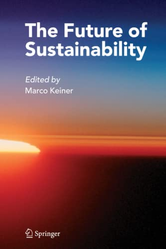9789048171842: The Future of Sustainability