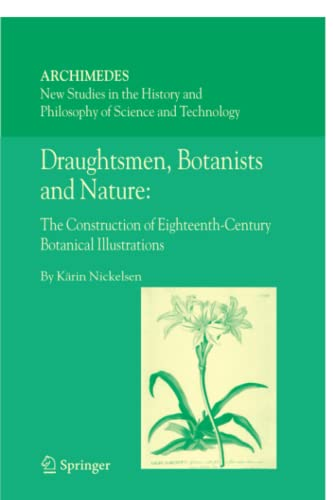 Draughtsmen, Botanists and Nature: (Paperback): Karin Nickelsen