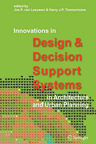 9789048172696: Innovations in Design & Decision Support Systems in Architecture and Urban Planning