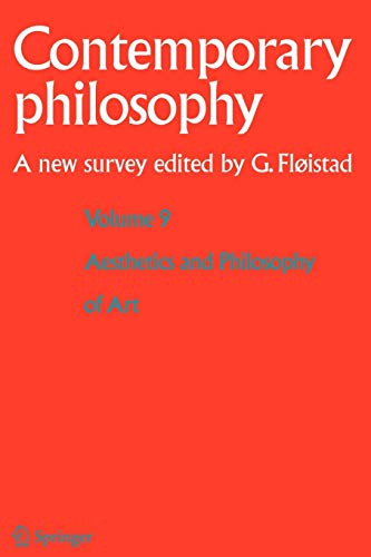 9789048172733: Volume 9: Aesthetics and Philosophy of Art (Contemporary Philosophy: A New Survey) (English, French and German Edition)