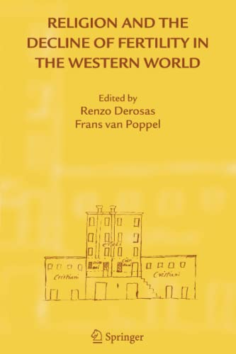 9789048173044: Religion and the Decline of Fertility in the Western World