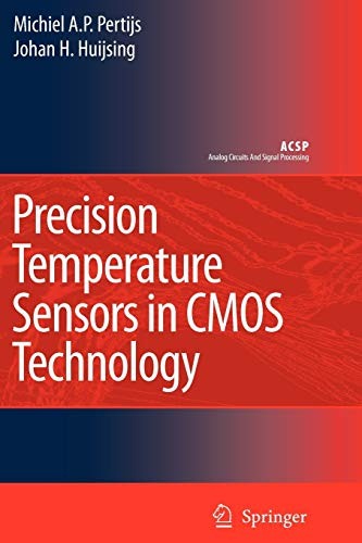 9789048173259: Precision Temperature Sensors in CMOS Technology (Analog Circuits and Signal Processing)