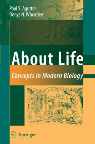 9789048173631: About Life: Concepts in Modern Biology
