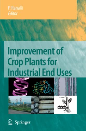9789048173792: Improvement of Crop Plants for Industrial End Uses